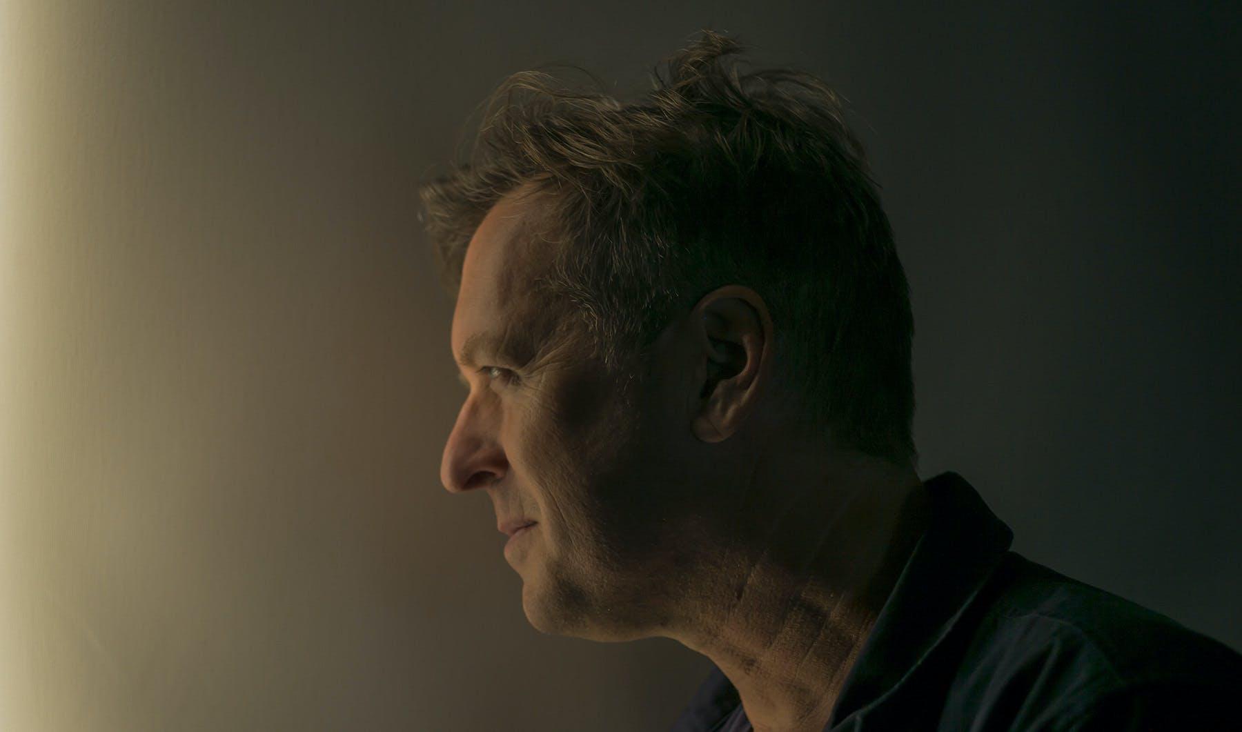 Portrett av Doug Aitken