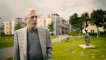 Portrett av Ole Gunnar Selvaag