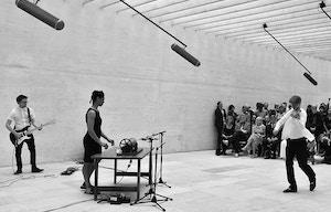 Bilde fra Venezia biennalen.